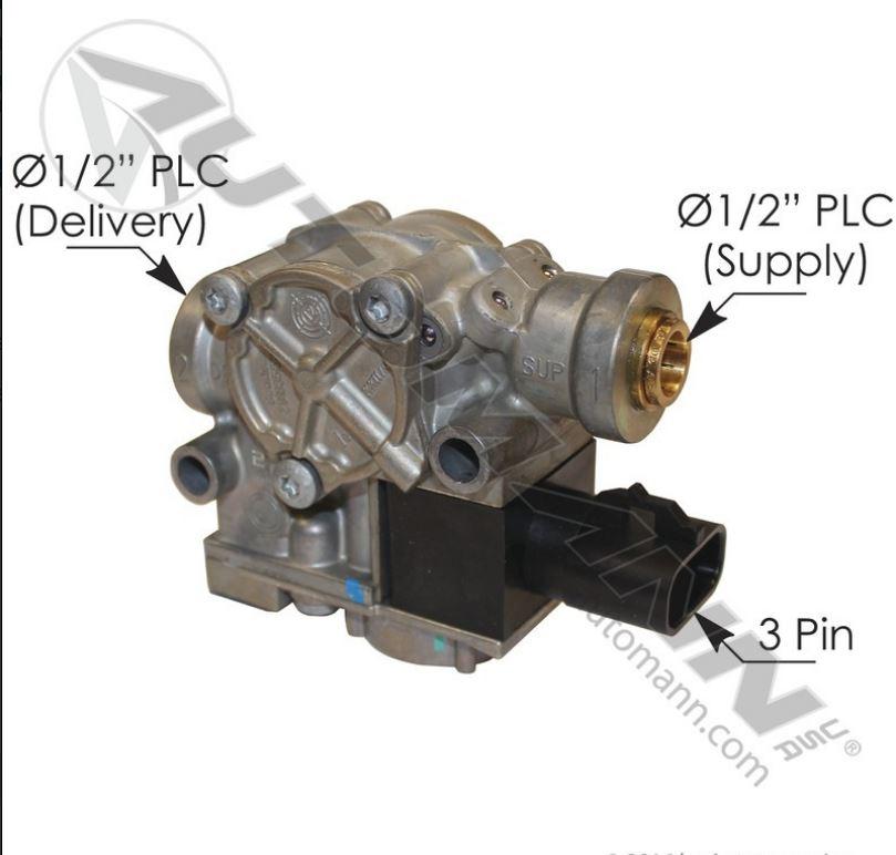M32QR TYPE ABS MODULATOR VALVE,170 801479,5005894,BW801479,FREE Shipping