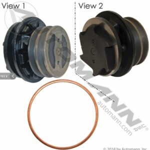 NOX SENSOR CUMMINS,2894939,577 90535,FREE Shipping - Trucks