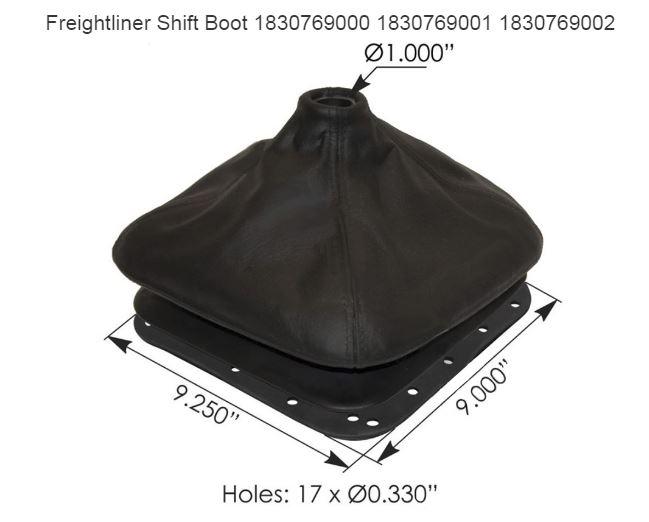 Freightliner 18-30769-002 Shift Boot OEM For Freightliner