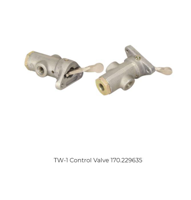 229617 Automann 170.229635 Bendix 229635 TW1 Control Valve 228729